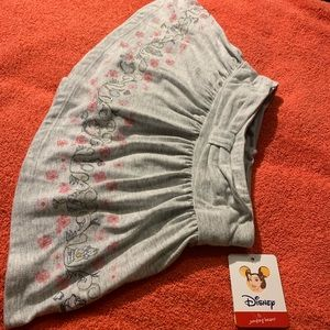 Kids Disney Beauty and the Beast skort